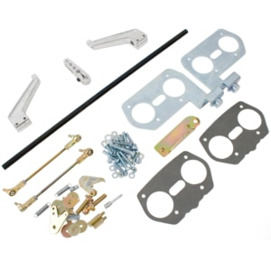 So. Cal. Classic VW Parts Weber Dual Carb Linkage Kit