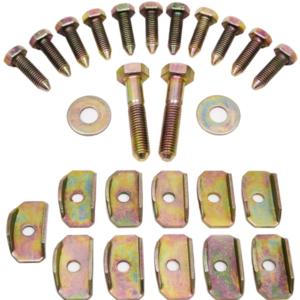 Pan Hardware Kit