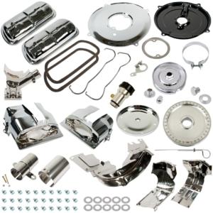So. Cal. Classic VW Parts Chrome Tin Kit
