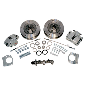 Wide 5 No Hassle Front Disc Brake Conversion Kit for 1970 Bus & T-2