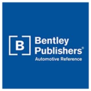 Robert Bentley Manuals