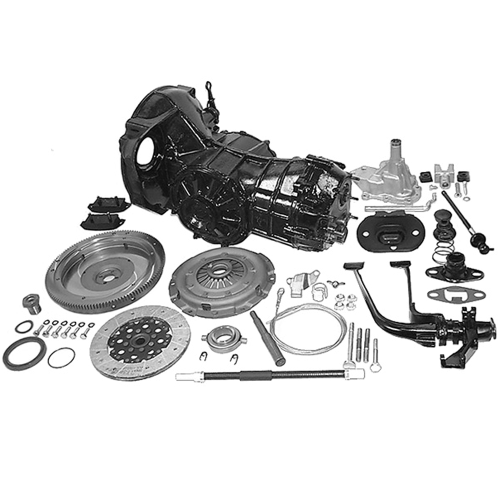 Autostick To 4 Speed Manual Conversion Kit With 4 12 Ring Pinion 1972 Only Classic Vw Parts For Beetle Bus Ghia Thing Type 3